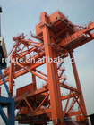 Industrial steel structural frame