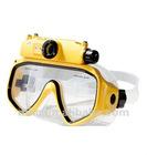 MS21 Professional Diving Mask Camera,Waterproof 30M