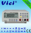 VC8145 4 7/8 bench tope digital multimeter DMM 80000 digit
