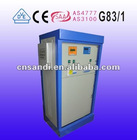 Low frequency sinlge phase to three phase off grid inverter 20kw