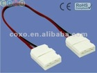 Easy connect 8mm width SMD Strip Connector