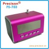 Portable MINI USB MP3 player with FM Receiver
