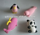 promotional 3D mini cute animal shaped eraser