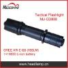 Tactical LED flashlight