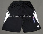 Men's sport shorts, made in 100% polester honeycomb, quick dry performance