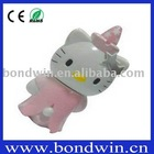4GB kitty plastic usb memory