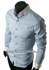 100%Cotton High quality Slim fit shirt for men with Button-down collar and S, M L XL XXL
