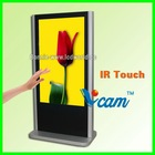 52 inch Stand LCD Touch PC Monitor