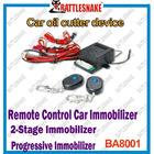 Remote controller Car inmobilizer engine stop device