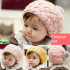 Toddler Cute Winter Knit Crochet Beanie Hat For Baby Kids(#1967)