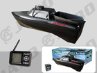 JABO-1B Remote Control Bait Boat(fish finder)