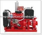 diesel pump set( for fire fighting and irrigation)