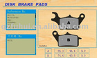 Motorcycle Parts Motorcycle Brake Pad(CLICK)