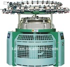 single jersey computerized jacquard knitting machine