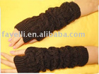 Newest Knitted Acrylic Gloves
