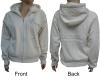 Ladies Stylish Clothes Cotton Jacket Fashion Hoodies 2012