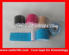 SL08-006 kinesiology tape Kinesiotape sports tape kineseo tape kinesio tape techniques