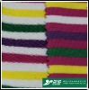 rainbow strips terry, 95%cotton, 5%spandex, 250g,175cm