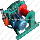 550KG weight electric winch 2ton