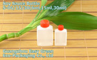 Mini Plastic Soy Sauce Bottle 6ml/15ml/30ml