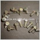 304 316 DIN 933 DIN 934 full thread stainless steel bolt