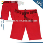 Good quality kids fashion pants design 2012 ko-03#