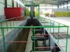 High efficiency bulk blending fertilizer production line