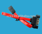 High speed ESATA TO SATA CABLE with disk clip