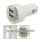 Hot sale USB wall charger car charger for Iphone Ipod HTC Sumsung