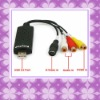 1Ch Easycap video grabber USB DVR Window7&Vista 64bits