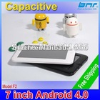 Freeshipping a10 a13 tablet pc android 4.03 1.5GHz 512MB RAM 4G HDD camera 5 points touch screen WiFi