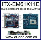Cheap ITX motherboard for Intel H61