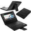 The Newest Blutooth Keyboard with Leather Case for Google Nexus 7.0inch