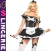 Sexy cosplay frenchmaid costume CT0341