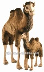 Plush Animal Toys, Stuffed Animated Tan Camel Toy