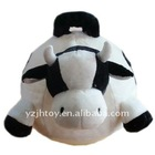 Soft Plush Baby Ball Toy,Cow Animal Toy