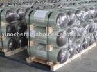 SEAMLESS STEEL LINED GLASS FIBER HOOP-WRAP COMPOSITE CNG CYLINDER