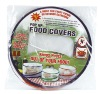 100%polyester net food cover-3pcs into one set