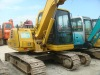 used original excavator Komatsu PC60 cheap