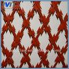 75x150 pvc coated Welded Razor Wire Mesh
