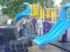 playground rubber floor