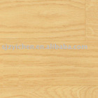 PVC Floor With Wood Grain Pattern