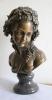 broze statue.