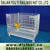 Foldable and Stackable Storage Cage/ wire mesh container