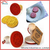 customized silicone food grade stamp with wooden handle