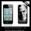 TPU/Plastic case to commemorate Steve Jobs