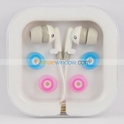 Wholesale Lovely 3.5mm Earphone + 3 Pairs Earbuds