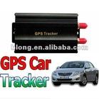 2012 Real time tracking vehicle gps tracker/tk103 / tk102 tracker