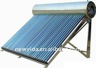 unpressurized solar water heater