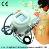 2012 new portable CE 6 in 1 Fast effect IPL for hair removal